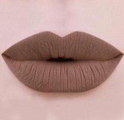 barra de labios de color marrón: información general, características de aplicación, tipos