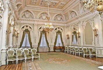Pałac Ślubów przy Promenadzie Anglików – ulubione miejsce dla nowożeńców w Petersburgu