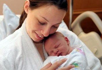cuidados diários para um bebê recém-nascido