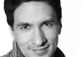 acteur Andrei Zhdanov. Biographie, créativité