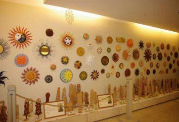 Muzeum Słońce tylko w Rosji znajduje się w Nowosybirsku