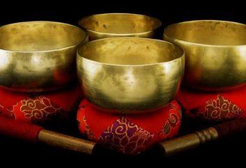 Śpiewające tybetańskie miseczki są tajemniczym instrumentem terapii dźwiękowej