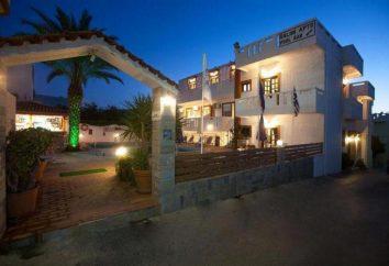 Hotel Galini Anisaras 3 * (Grecia, Creta, Heraklion.): Descripción de habitaciones, servicios, comentarios