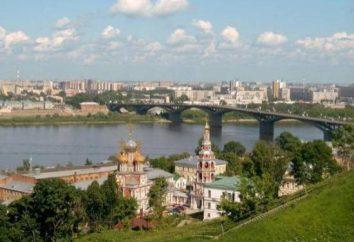 Ludność Nizhny Novgorod. Krótki opis