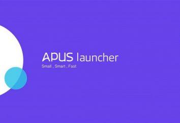 """APUS – ¿qué es? lanzador simple, fácil y minimalista para """"Android"""""""