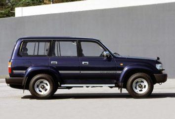 """""""Toyota Land Cruiser-80"""": dane techniczne, ceny, zdjęcia i tuning"""
