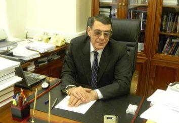 Ebzeev Boris Safarovich: biographie, famille, contacts, photos