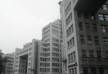 UdSSR: die wichtigsten Sehenswürdigkeiten und Denkmälern der Ära