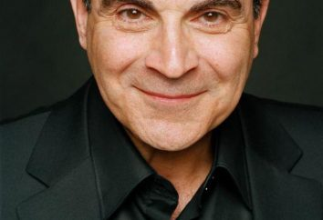 O ator, que interpretou Hercule Poirot: biografia. Devid Sushe: filme, a vida pessoal e a história de vida