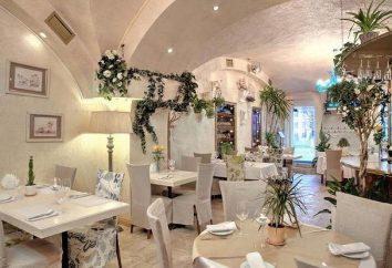 """""""Palermo"""" – ristorante italiano a San Pietroburgo. La descrizione, menu, recensioni"""