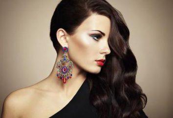 Maquiagem para o vestido preto: regras básicas