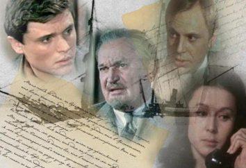 """Film """"Dwa Captains"""": Aktorzy i role"""