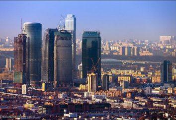 Le plus haut gratte-ciel en Russie. Liste des plus hauts bâtiments en Russie