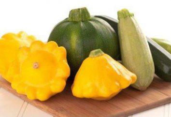 Wspaniały squash: korzyści i szkód produkt