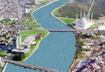 Turquia. Adana dostoprimechatelnsti, hotéis, revisões viajantes