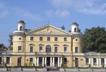 Alexander G. Kushelov-Bezborodko: história de vida. Mansion Kushelova-Bezborodko