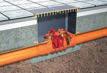 Válvula de drenaje inverso: instalación, principio de funcionamiento