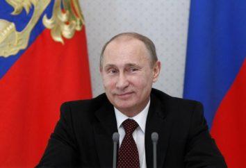 Co jest wzrost Putina? ciekawe pytanie