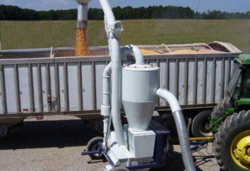 Landwirtschaftliche Maschine für die Reinigung von Getreide und Sortieren