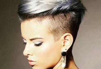 penteados modelo feminino para cabelo curto: Photo