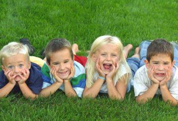 2 grupo de salud en el niño: ¿qué significa? Algoritmo para determinar la salud de los grupos de niños