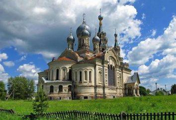 """""""Anel de Ouro"""" da Rússia. atrações Tutaeva"""