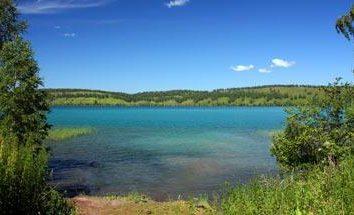 Minusinsk Basin – przechowywać historię wąglika.