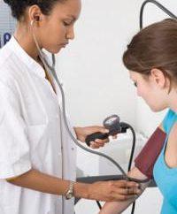 Presión 100 70: causas y tratamiento