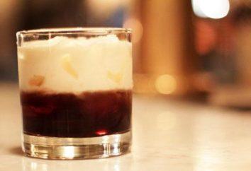 """Cocktail """"White Russian"""": la ricetta e preparazione passi"""