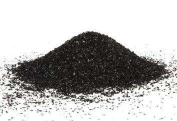 Carbonio tecnico, la sua preparazione