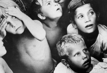 En la guerra, los niños, la infancia en tiempos de guerra. Hazañas de niños en la guerra