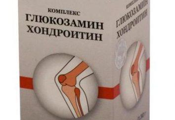 """Kompleks """"Glukozamina-chondroityny"""": wskazówki, opinie"""