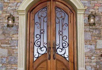 Jak wybrać drzwi metalowe: porady i wskazówki