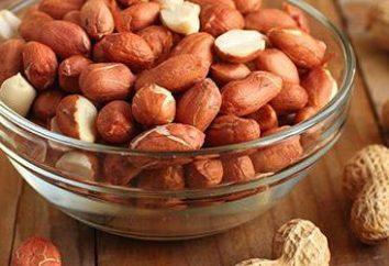 Cacahuetes en el glaseado de coco: beneficio y el daño al cuerpo