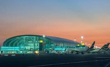 Al Maktoum (Airport): description, avis