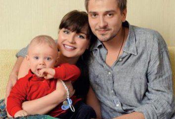 Andrei Kislov, filho de Polina Gagarina e Peter Kislov