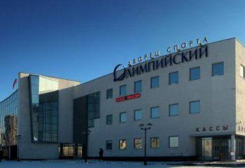 Ice Palace Ryazan toujours heureux de visiteurs
