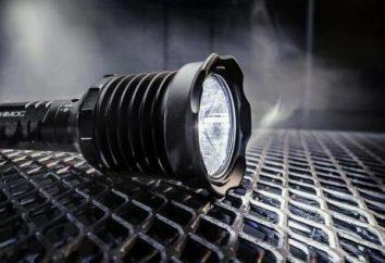 potenti luci a LED
