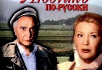 """Film """"Miłość po rosyjsku"""": aktorzy, role, opinie"""