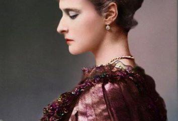 La dernière tsarine russe Alexandra Romanova