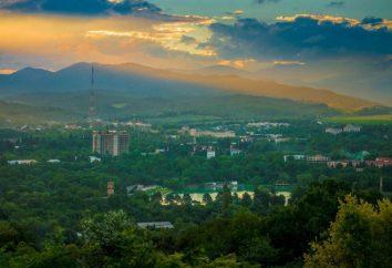 Vistas de Nalchik. República de Nalchik, Kabardino-Balkaria