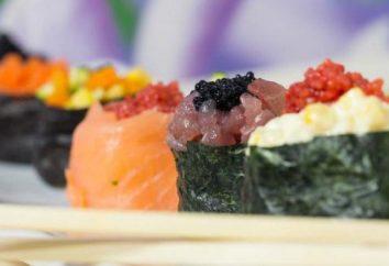 Gunkan Sushi – was es ist?