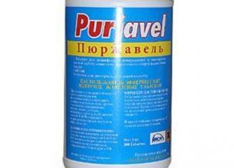 """Desinfektionsmittel """"Pyurzhavel"""": Gebrauchsanweisung"""
