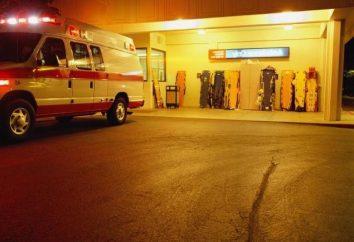 Ambulancia: Ceda el paso!