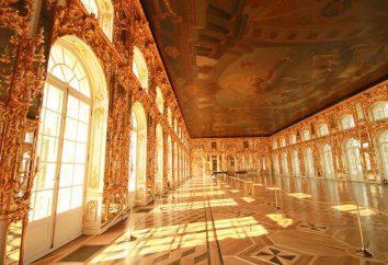Amber Room w Pałacu Katarzyny (Puszkin)