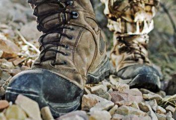 Quels devraient être les chaussures pour la chasse?