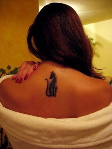 Tajemniczy Tatuaż Z Kotem Wartość