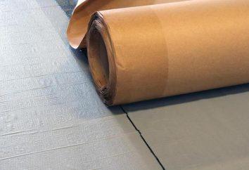 Barrera de vapor para techos de madera de techo: materiales, instalación, opiniones
