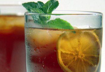 Cómo hacer té de hielo en el hogar: cocinar cuenta con las mejores recetas y recomendaciones