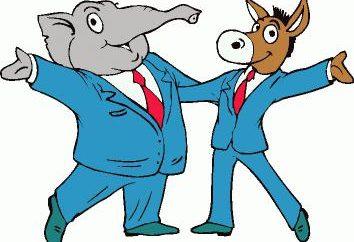 partido político moderno como una organización pública, lucha por el poder